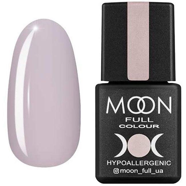 Гель-лак Moon Full Color №102 (бледно-розовый, эмаль) 8 мл