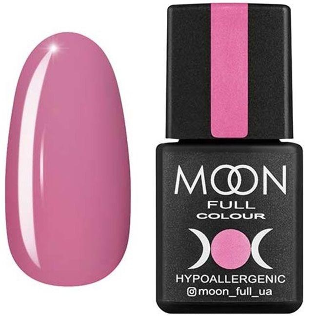 Гель-лак Moon Full Color №107 (розовый зефирный, эмаль) 8 мл