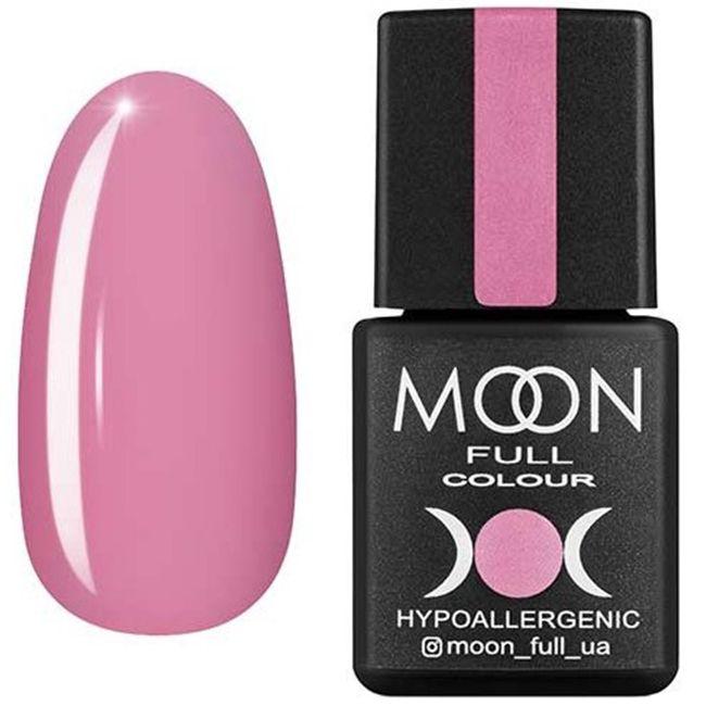 Гель-лак Moon Full Color №109 (розовое облако, эмаль) 8 мл