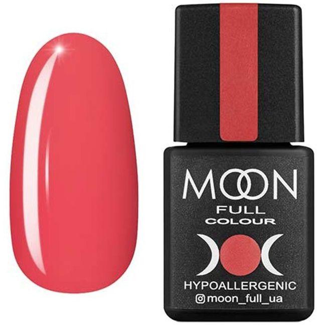 Гель-лак Moon Full Color №113 (лососевый, эмаль) 8 мл
