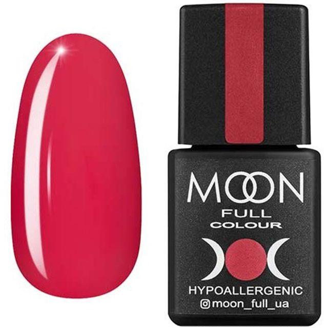 Гель-лак Moon Full Color №116 (розово-персиковый, эмаль) 8 мл