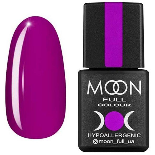 Гель-лак Moon Full Color №171 (свекольный яркий, эмаль) 8 мл