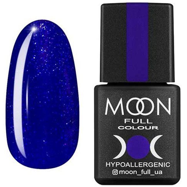 Гель-лак Moon Full Color №173 (ультрамариновый, эмаль) 8 мл