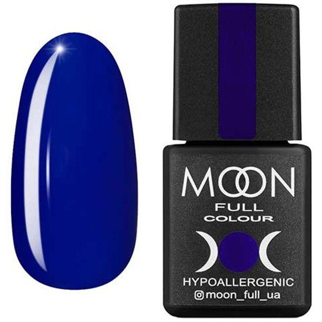 Гель-лак Moon Full Color №178 (персидский синий, эмаль) 8 мл