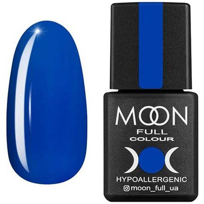 Гель-лак Moon Full Color №181 (королевский синий, эмаль) 8 мл