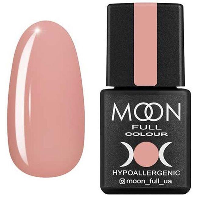 Гель-лак Moon Full Color №200* (карамельный, эмаль) 8 мл