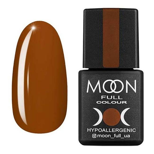 Гель-лак Moon Full №208 (молочный шоколад, эмаль) 8 мл