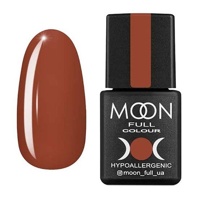 Гель-лак Moon Full №210 (горячий шоколад, эмаль) 8 мл