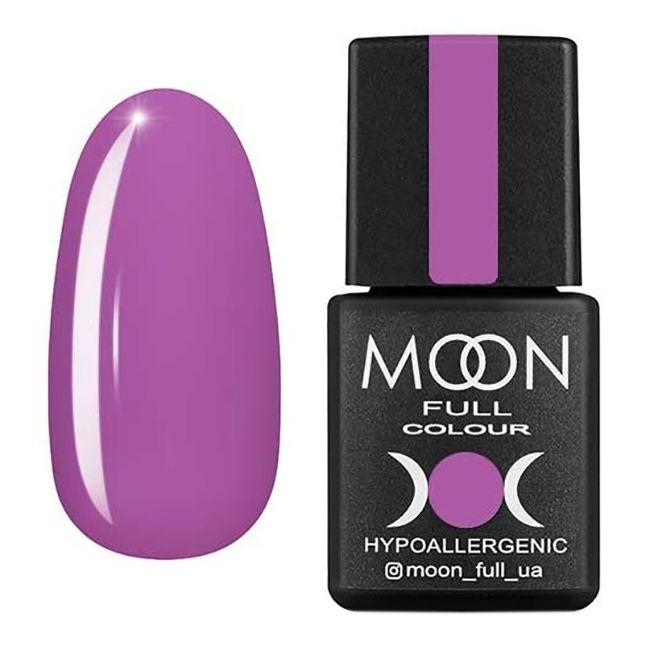 Гель-лак Moon Full №218 (фиолетовый кварц, эмаль) 8 мл
