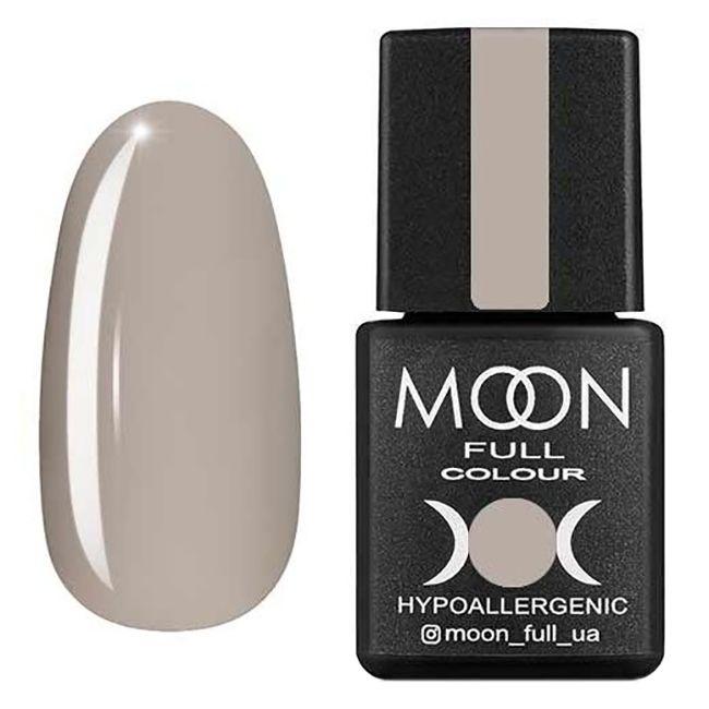 Гель-лак Moon Full №314* (латте с серым подтоном, эмаль) 8 мл