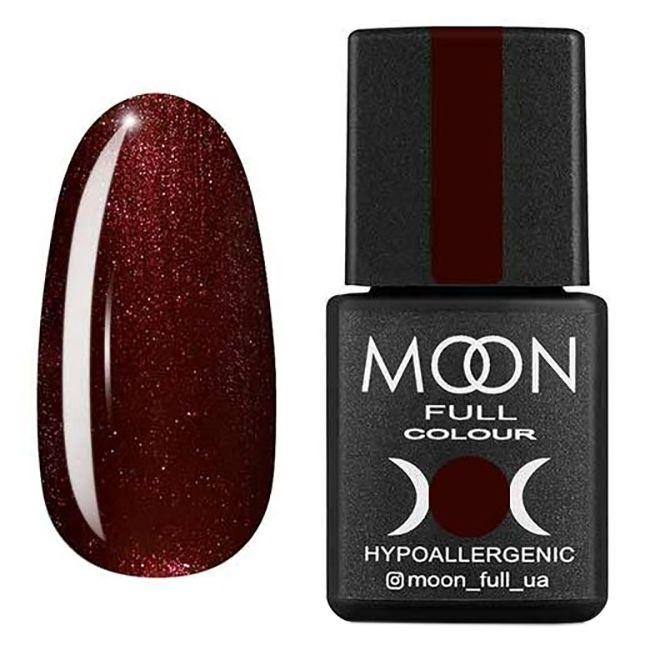 Гель-лак Moon Full №316* (розовый шоколад, эмаль) 8 мл