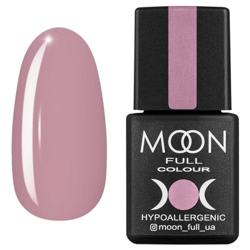 Гель-лак Moon Full Winter 2021 №642 (бежево-лиловый, эмаль) 8 мл