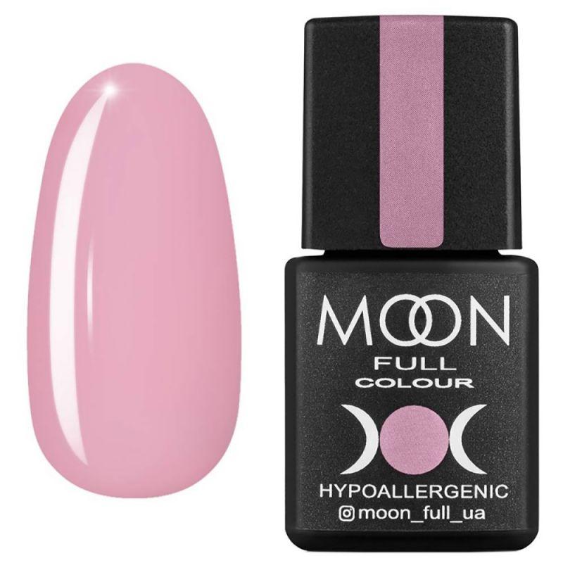 Гель-лак Moon Full Winter 2021 №645 (розовый зефир, эмаль) 8 мл