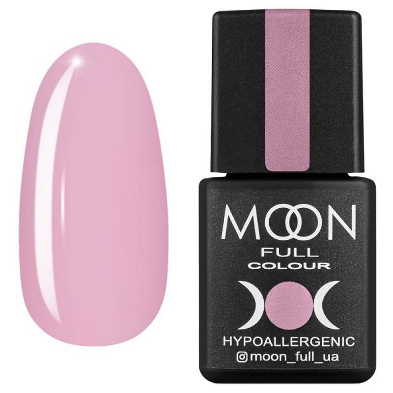 Гель-лак Moon Full Winter 2021 №646 (нежно-розовый зефир, эмаль) 8 мл