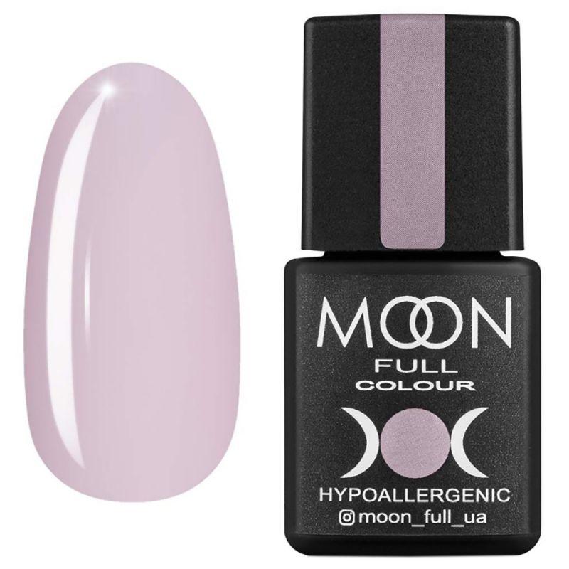 Гель-лак Moon Full Winter 2021 №647 (молочно-зефирный, эмаль) 8 мл