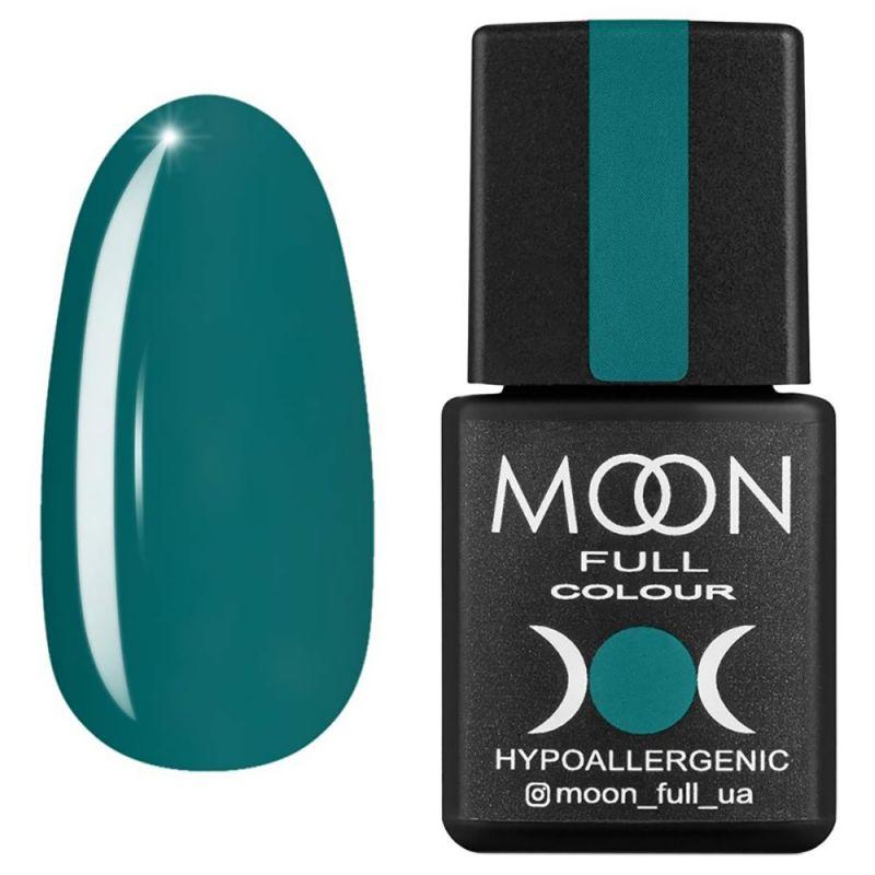 Гель-лак Moon Full Winter 2021 №658 (мятно-бирюзовый, эмаль) 8 мл