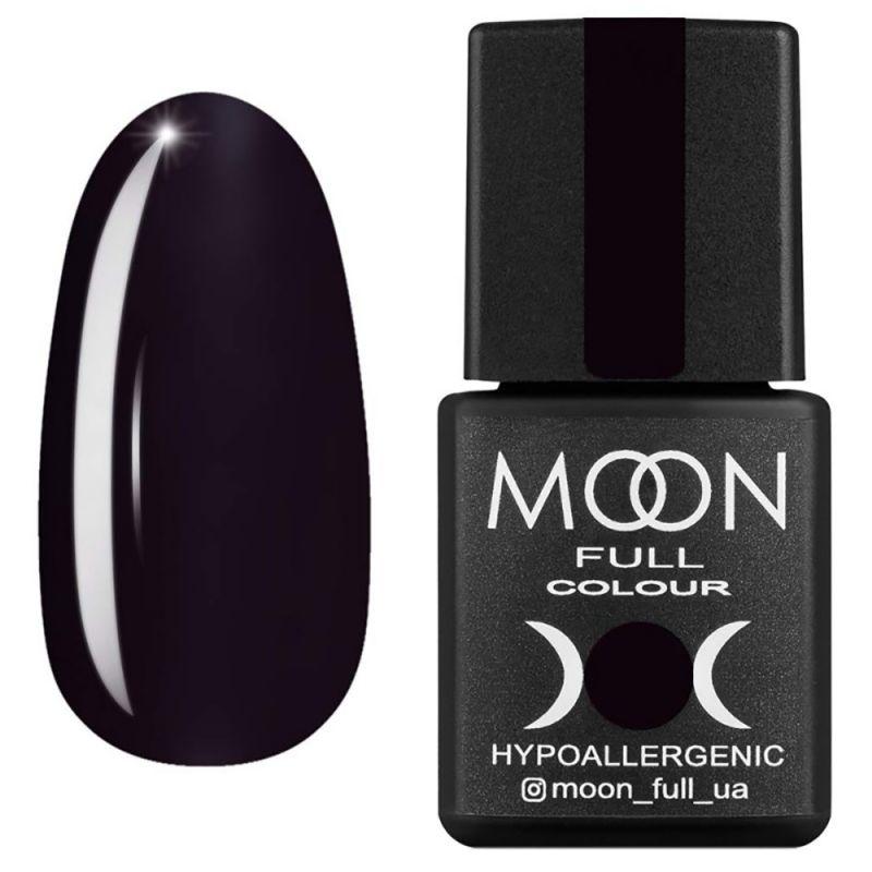 Гель-лак Moon Full Winter 2021 №666 (дымчатый баклажан, эмаль) 8 мл