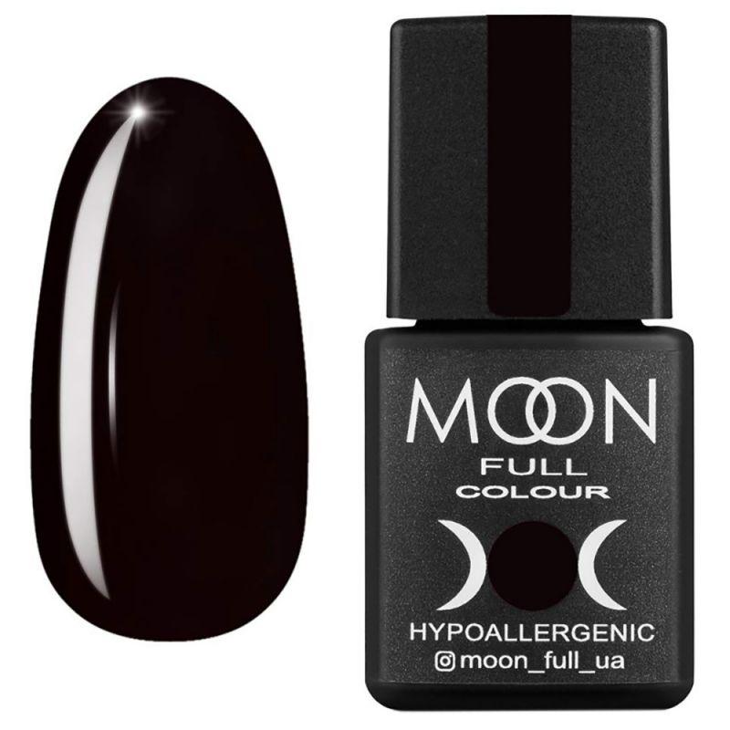 Гель-лак Moon Full Winter 2021 №670 (шоколадно-черничный, эмаль) 8 мл