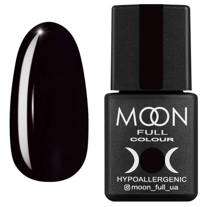 Гель-лак Moon Full Winter 2021 №671 (черничный, эмаль) 8 мл