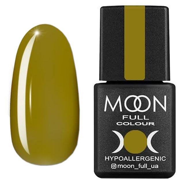 Гель-лак Moon Full Color Glass Effect №01 (желтый, эмаль) 8 мл