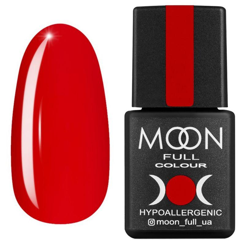 Гель-лак Moon Full Ferrari №803 (земляничный, эмаль) 8 мл
