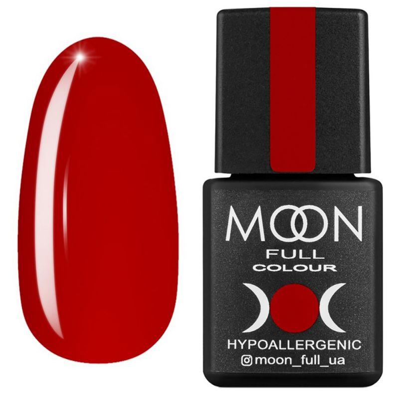 Гель-лак Moon Full Ferrari №808 (клубничный, эмаль) 8 мл