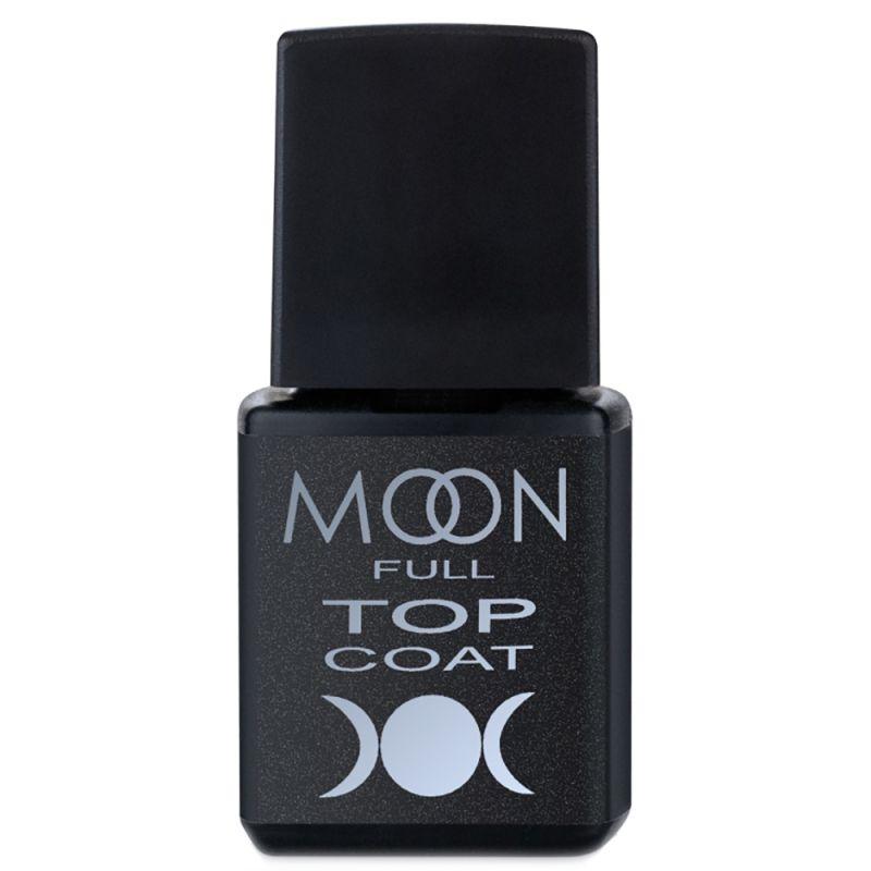 Топ для гель-лака без липкого слоя Moon Full Top Non-Wipe 8 мл