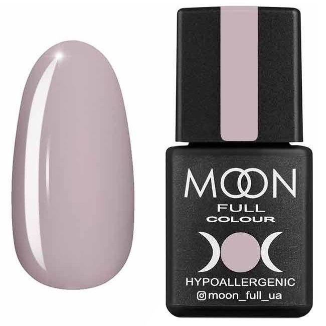 Гель лак Moon Full Summer 2020 №602* (бежево-сиреневый нежный, эмаль) 8 мл