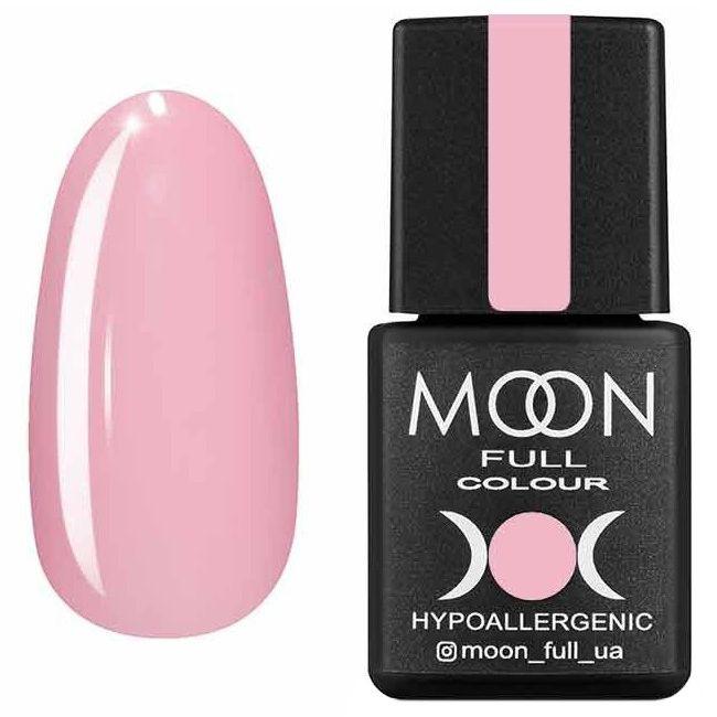 Гель лак Moon Full Summer 2020 №605* (нежно-розовый, эмаль) 8 мл