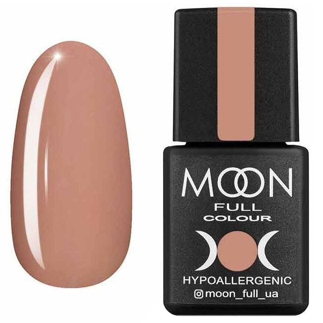 Гель лак Moon Full Summer 2020 №619 (розовый капучино, эмаль) 8 мл