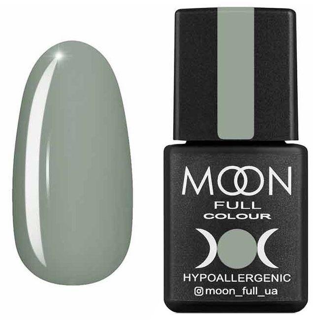 Гель лак Moon Full Summer 2020 №625 (оливковый серый, эмаль) 8 мл