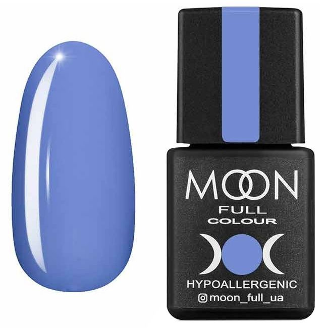 Гель лак Moon Full Summer 2020 №631* (лавандовый, эмаль) 8 мл