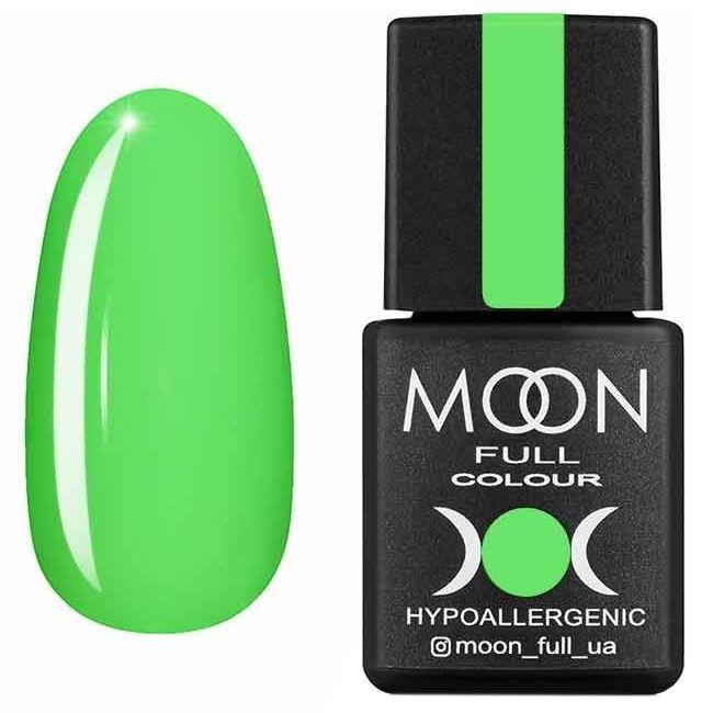 Гель лак Moon Full Summer 2020 №632* (шартрез, эмаль) 8 мл