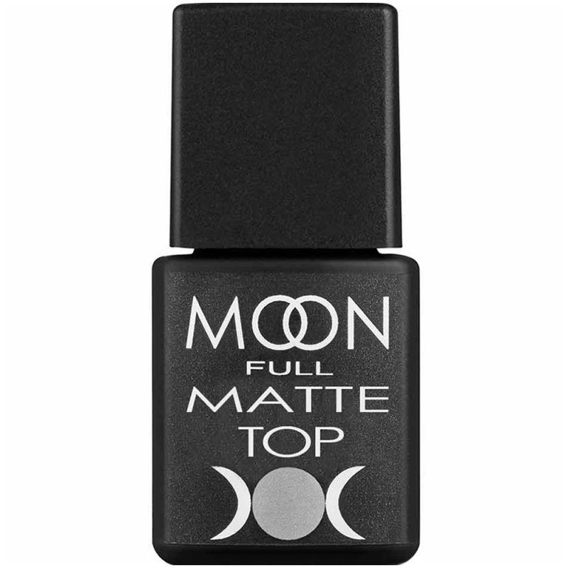 Топ для гель-лака Moon Full Top Matte 8 мл
