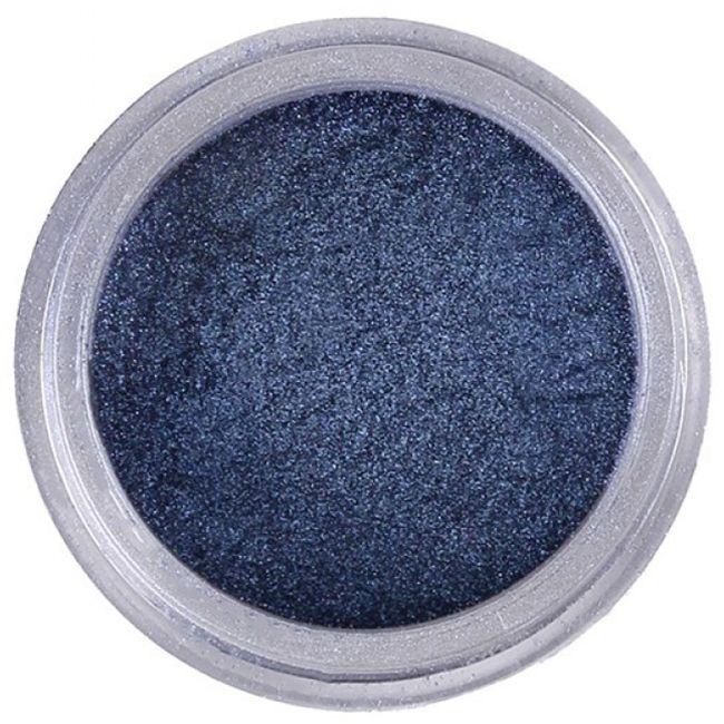 Втирка для ногтей Moon Full №118 (синий темный) 3 г