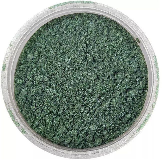 Втирка для ногтей Moon Full №119 (зеленый темный) 3 г