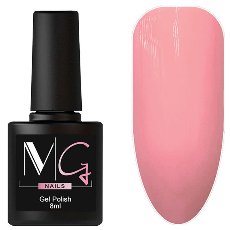 Гель-лак MG №046 Cotton Candy (розовый леденец, эмаль) 8 мл