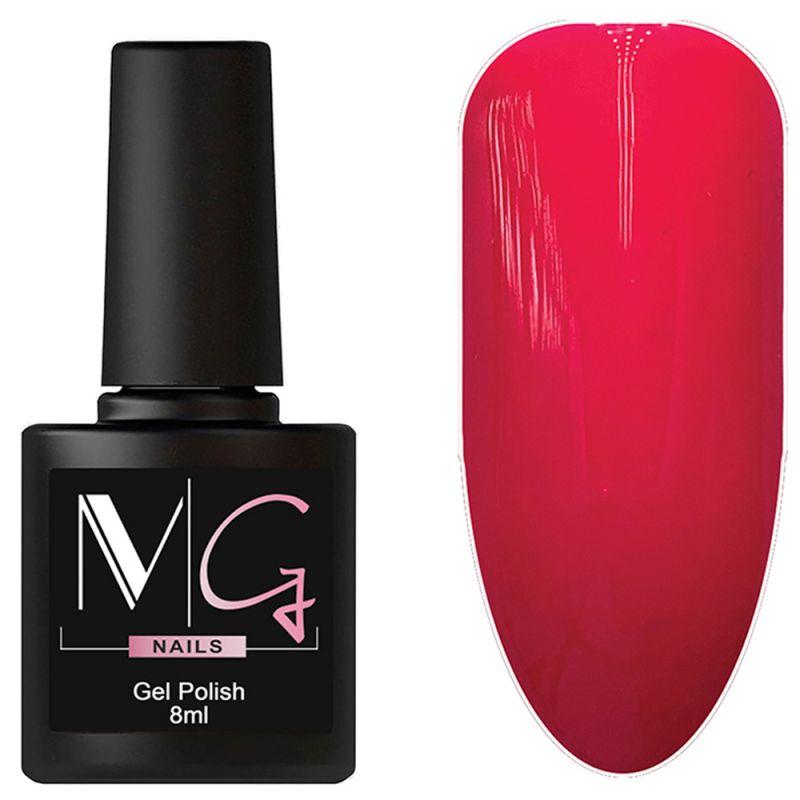 Гель-лак MG №054 (пряно-розовый, эмаль) 8 мл