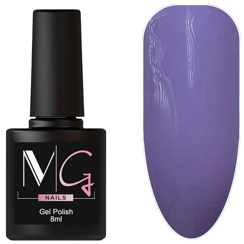 Гель-лак MG №111 Hyacinth (гиацинт, эмаль) 8 мл