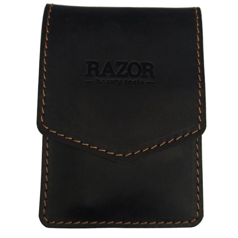Маникюрный набор Razor Beauty Tools (синий, 4 предмета)