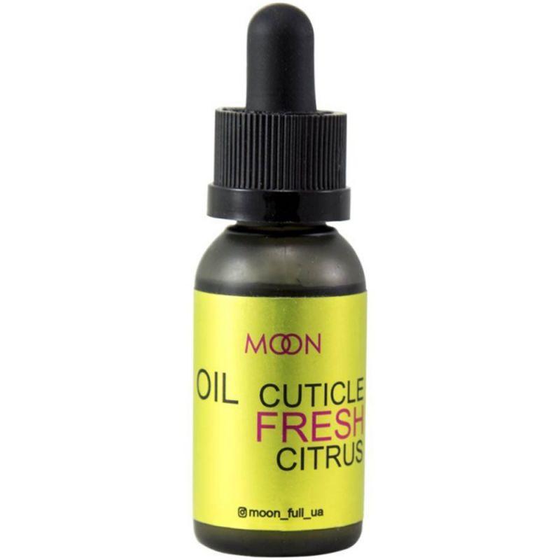 Масло для кутикулы Moon Oil Cuticle Fresh Citrus 30 мл