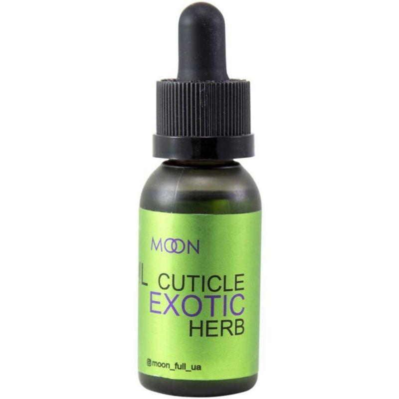 Масло для кутикулы Moon Oil Cuticle Exotic Herb 30 мл