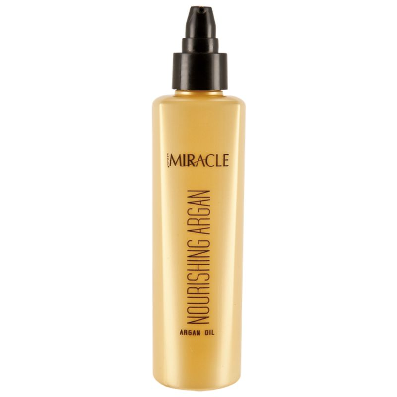 Аргановое масло для волос MAXXelle Miracle Nourishing Argan 200 мл
