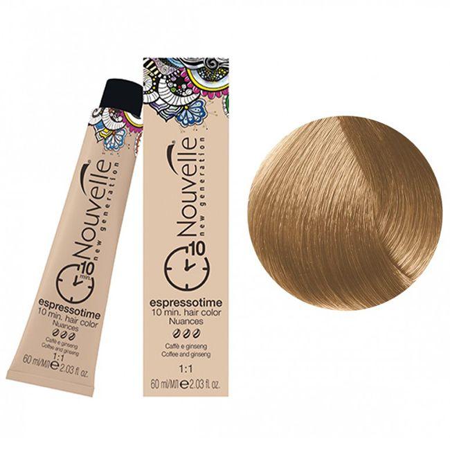 Крем-краска для волос Nouvelle Espressotime 8 (светло-русый) 60 мл