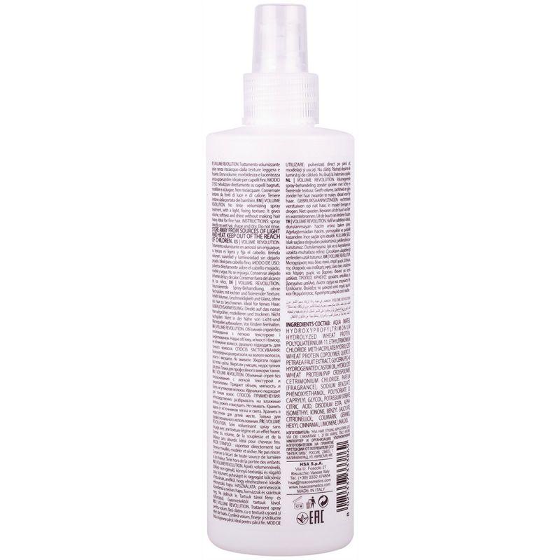Спрей для объема волос Nouvelle Body Booster Volume Revolution 250 мл