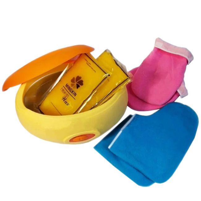 Набор для парафинотерапии ( парафиноплав, парафин 3х1 кг, варежки, носки)