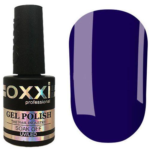 Гель-лак Oxxi №050 (королевский синий, эмаль) 10 мл