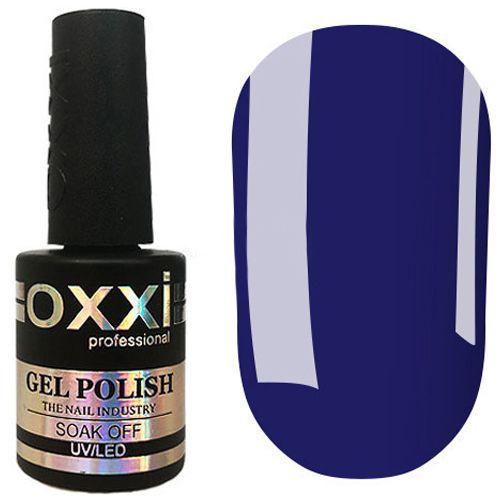 Гель-лак Oxxi №293 (синий, эмаль) 10 мл