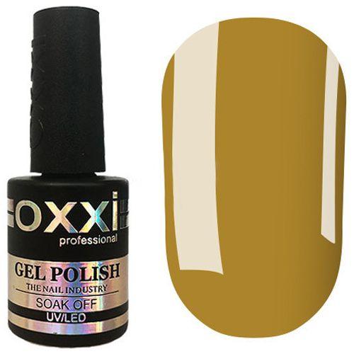 Гель-лак Oxxi №297 (горчичный, эмаль) 10 мл