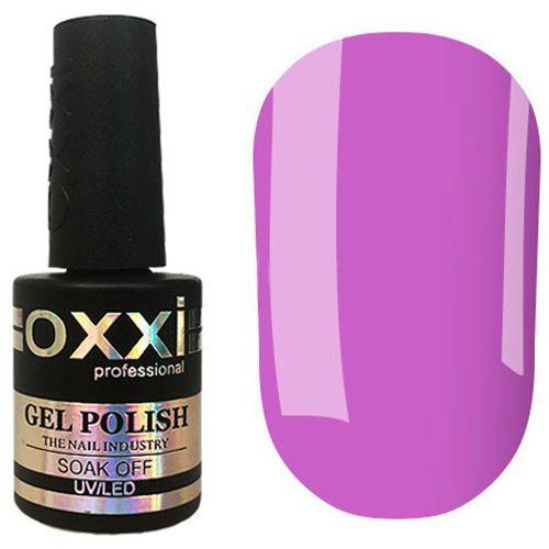 Гель-лак Oxxi №315 (лиловый, эмаль) 10 мл